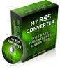 Thumbnail **HOT SOFTWARE** My RSS COnverter Pro Version - With PLR