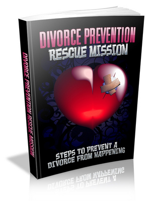 Pay for Divorce Prevention Rescue Mission With MRR