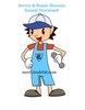 Thumbnail Komatsu D31S-16 D31Q-16 Crawler Loader Service Repair Manual DOWNLOAD - SN 25001 and up