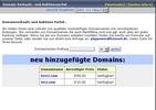 Thumbnail Domain Verkaufs- & Auktions Portal