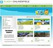 Thumbnail Flashspiele - Seite mit 50 Onlinegames