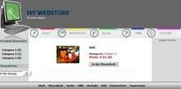 Thumbnail Shopsystem mit PayPal Anbindung