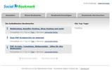 Thumbnail Komplettes Web 2.0 Social Bookmarking Portal