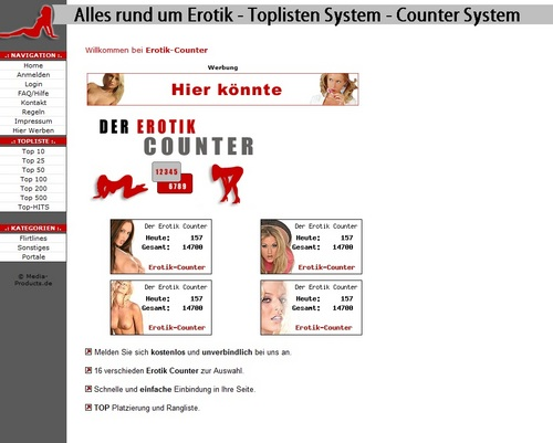 Pay for Komplettes Erotik System