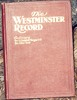 Thumbnail The Westminster Record - 1905 - G Campbell Morgan