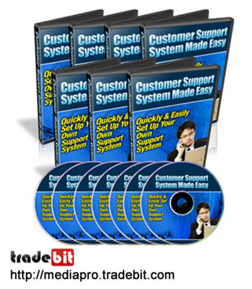 Pay for Customer Support System Made Easy (MRR)