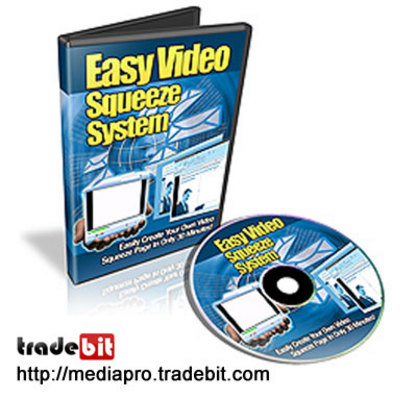 Pay for Easy Video Squeeze System (MRR)