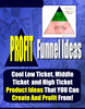 Thumbnail Profit Funnel Ideas with Private Labels Rights (PLR)