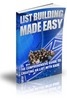 Thumbnail *Must Have*    List Building Made Easy - MRR -