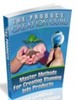 Thumbnail *NEW* The Product Creation Guru+SALESPAGE*PLR