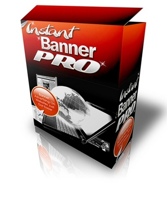 Pay for Instant Banner Pro/ Master Resell Rights + BONUS**