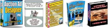 Thumbnail Mega PLR MRR Packs - Webmaster Profitable Auction Pack