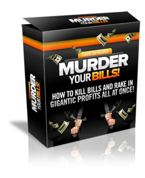 Pay for Murder Your Bills Package