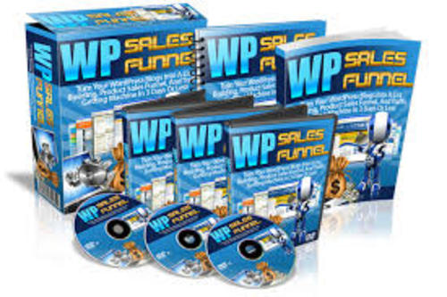 Pay for WP Sales Funnel System Blueprint
