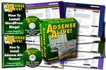 Thumbnail Adsense Alive Wordpress Theme Pack Bundle
