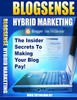 Thumbnail Blog Sense Hybrid Marketing - Making Your Blog Pay