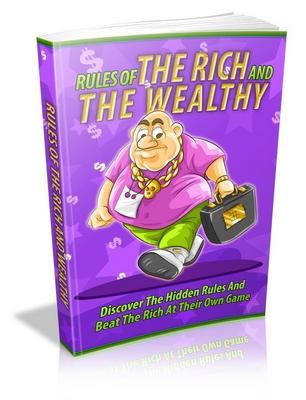 Pay for Rules Of The Rich And Wealthy + Gift