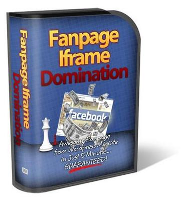 Pay for Fanpage Iframe Domination + Gift