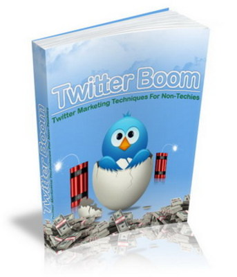 Pay for Twitter Boom + Gift
