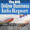 Thumbnail The Big Online Business Info Report