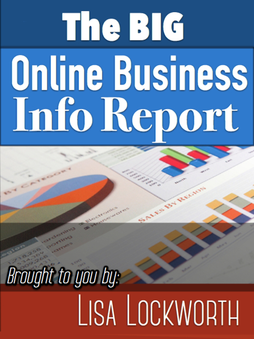 Pay for The Big Online Business Info Report