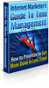 Thumbnail Internet Marketers Guide To Time Management with MRR