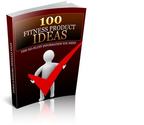 Pay for 100 fitness product ideas