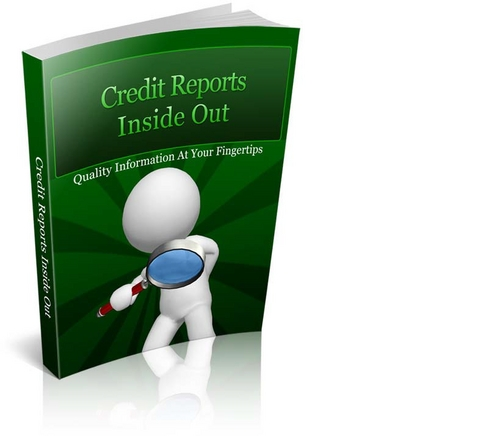 Pay for Credit Reports Inside Out