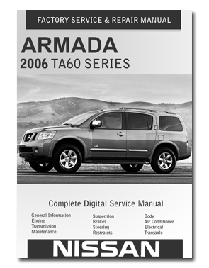 auto repair manual free download 2006 nissan armada. Black Bedroom Furniture Sets. Home Design Ideas