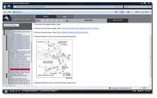 2003 2008 mazda rx8 service manual workshop repair manual downl rh tradebit com 2003 service manual for gmc sierra volume 5 2003 r6 service manual