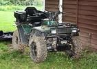 Thumbnail Arctic Cat ATV All models 2001 Repair Service Manual