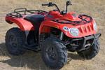 Thumbnail Arctic Cat 2009 ATV 366 Repair Service Manual