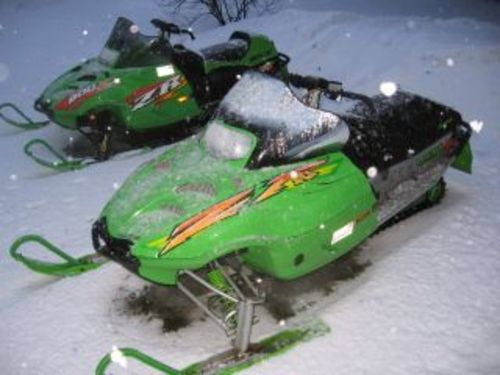 Pay for Arctic Cat Snowmobile All models 2003 Repair Service Manual