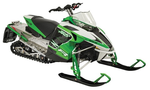 Arctic Cat Snowmobile 2014 Zr  Xf  M 4-stroke Repair Manual