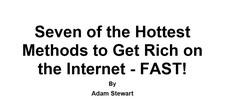 Thumbnail 7 internet money making secrets revealed - Get Rich