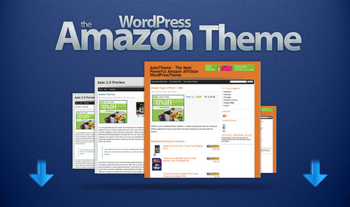 Pay for Azon Theme Latest Amazon Affiliate Wordpress Theme