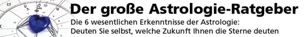 Thumbnail Hörbuch - Der große Astrologie Ratgeber 80 Minuten