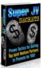 Thumbnail Super JV Secrets - 18 Secrets Revealed