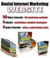 Thumbnail Dental Internet Marketing Web Site
