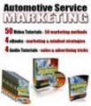Thumbnail Automotive Service Marketing