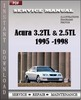 Thumbnail Acura 3.2TL and 2.5TL Factory Service Manual for 1995 -1998