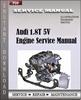 Thumbnail Audi 1.8T 5V (AWM) Engine Service Manual Workshop
