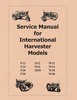 Thumbnail International Harvester F12 F14 F20 F30 Service Manual