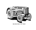 Thumbnail John Deere AO Model Parts Catalog for Streamlined Tractors