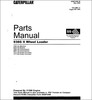 Thumbnail Caterpillar 938G Parts Manual for Wheel Loader