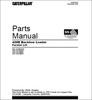 Thumbnail Caterpillar 428E Parts Manual for Backhoe Loader