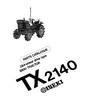 Thumbnail Iseki TX2140 Parts Manual Catalog