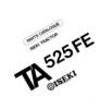Thumbnail Iseki TA525 Parts Manual Catalog