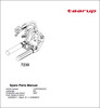 Thumbnail Taarup 7230 Spare Parts Manual for Bale wrapper