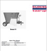 Thumbnail Taarup Smart 5 Spare Parts Manual for Feeding